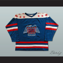Lee Fogolin Team USA Canada Cup Hockey Jersey