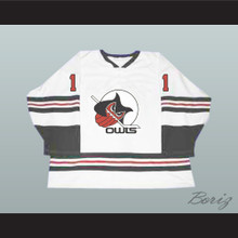 Columbus Owls IHL Hockey Jersey