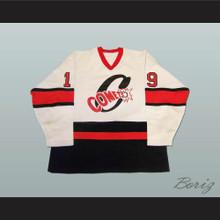Coquitlam Comets Hockey Jersey