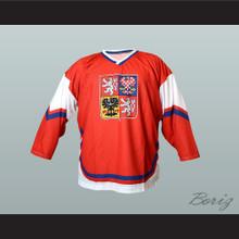 Czech Republic National Team Hockey Jersey