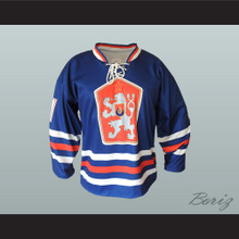 Czechoslovakia National Team Hockey Jersey