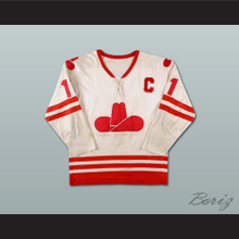 Danny Lawson Calgary Cowboys WHA Hockey Jersey