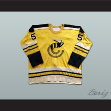 Dave Inkpen Cincinnati Hockey Jersey