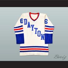 Dayton Gems IHL Hockey Jersey