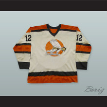 Denver Spurs Hockey Jersey