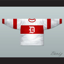 Detroit Cougars 1926-27 Hockey Jersey