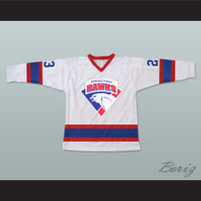 Doug Smith Moncton Hawks Hockey Jersey