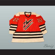 Drummondville Voltigeurs QMJHL 22 Hockey Jersey