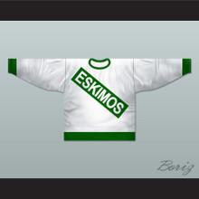 WCHL Edmonton Eskimos Hockey Jersey