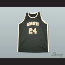 Bob McAdoo 24 Smith High School Basketball Jersey
