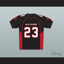 Nelly 23 Earl Megget Mean Machine Convicts Football Jersey Includes Patches