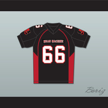 66 Pala Mean Machine Convicts Football Jersey Includes Patches