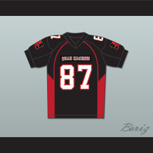 87 Cote Mean Machine Convicts Football Jersey Includes Patches