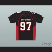 Bob Sapp 97 Switowski Mean Machine Convicts Football Jersey