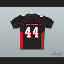 The Great Khali 44 Turley Mean Machine Convicts Football Jersey