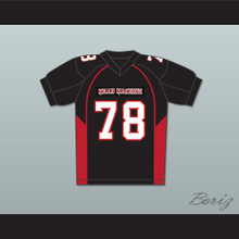78 Blair Mean Machine Convicts Football Jersey