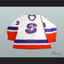 Emanuel Viveiros Springfield Indians AHL Hockey Jersey