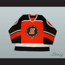 Fort Wayne Komets Sean Gagnon 3 Hockey Jersey