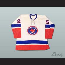 Fort Worth Hockey Jersey