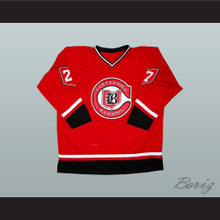 Gilles Meloche Cleveland Barons Hockey Jersey