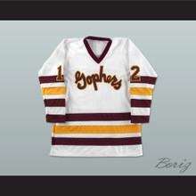 Mike Antonovich 12 Gophers Hockey Jersey