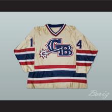 Green Bay Gamblers Hockey Jersey