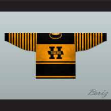 1924-1925 Hamilton Tigers Hockey Jersey Replica