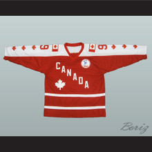 Bobby Hull WHA Canada Hockey Jersey