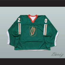 Adam Pepper Ireland Hockey Jersey