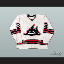 Jim Niekamp LA Sharks WHA Hockey Jersey