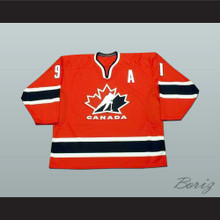 Joe Sakic Team Canada Hockey Jersey