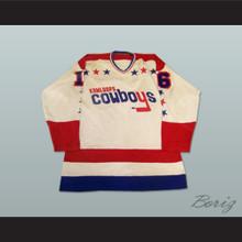 Kamloops Cowboys Hockey Jersey