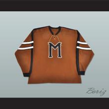 Kevin Durand Tree Lane Mystery Alaska Hockey Jersey
