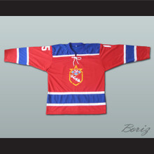 Andrei Khomutov 15 Red Army Hockey Jersey
