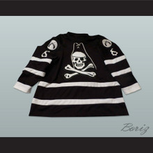 John Hanson Lake Charles Ice Pirates WPHL Hockey Jersey
