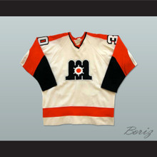 Maine Mariners Rick St. Croix 30 Home Hockey Jersey