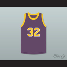 Air Gordon 32 Purple Basketball Jersey Martin