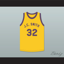 Don Cheadle Earl Manigault 32 J.C. Smith College Basketball Jersey Rebound