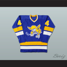 Mike Walton Minnesota Fighting Saints WHA Hockey Jersey