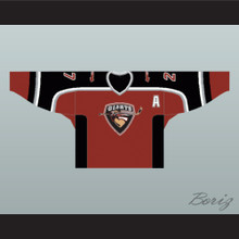 Milan Lucic Vancouver Giants Hockey Jersey