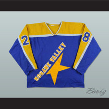 Mohawk Valley Stars Hockey Jersey