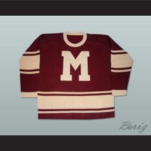 Montreal Maroons Hockey Jersey