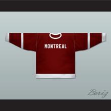 Montreal Maroons 1924-25 Hockey Jersey