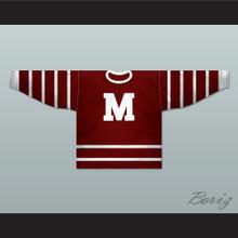 Montreal Maroons 1925-29 Hockey Jersey