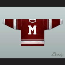 Montreal Maroons 1935-37 Hockey Jersey