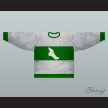 Montreal Shamrocks 1901-09 Hockey Jersey