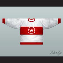 Montreal Wanderers 1909-10 Hockey Jersey