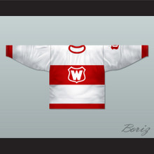 Montreal Wanderers 1913-17 Hockey Jersey