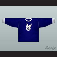 Montreal Winged Wheelers (Montreal AAA) 1898-1905 Hockey Jersey
