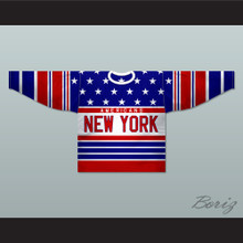 New York Americans 1925-26 Hockey Jersey Any Player or Number New